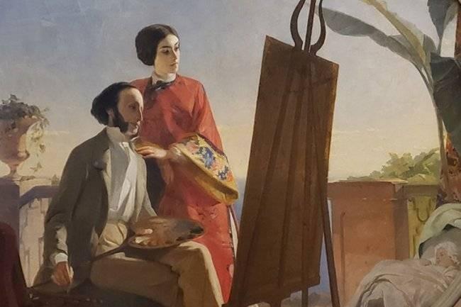 «Бил смертным боем»: гениальный художник Иван Айвазовский оказался домашним тираном