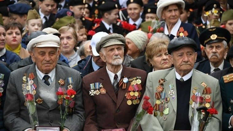 Ветеранам войны готовят выплаты ко Дню Победы