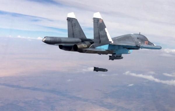 В Сирии самолеты ВКС РФ атаковали позиции турецкой артиллерии