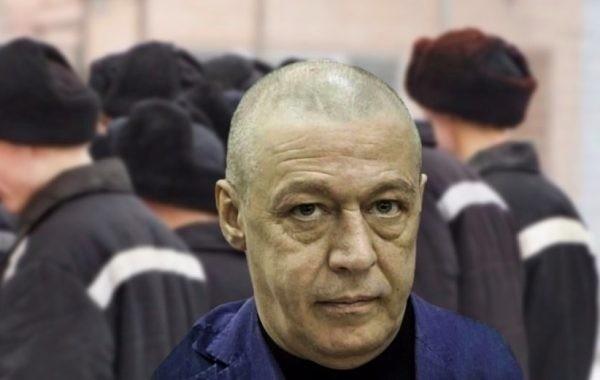 Ефремов отказался жаловаться на условия содержания в колонии