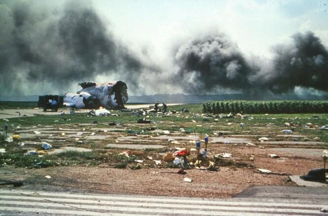 Рейс DC-10: хроника одной авиакатастрофы