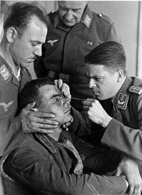 Не только отвагой жители СССР удивили солдат Гитлера