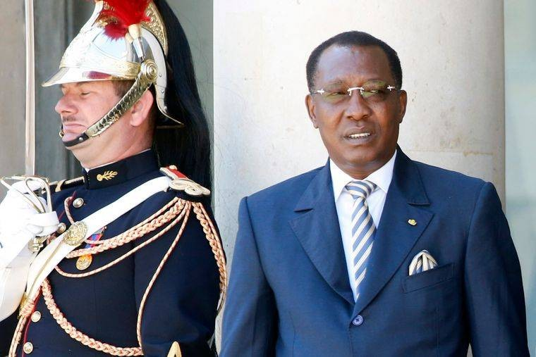 Что известно о кончине президента Чада Идриса Деби