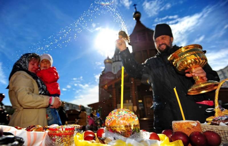Дата и основные правила освящения пасхальных куличей, пасок и яиц в 2021 году