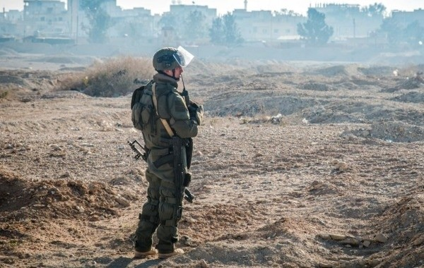 Российские военные добились прекращения огня в сирийской Хасеке
