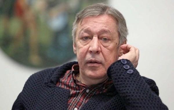Михаил Ефремов поделился подробностями жизни в тюрьме