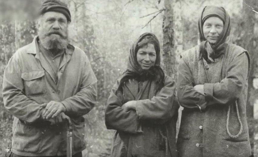 Агафья Лыкова: староверка, отшельница из сибирской глуши