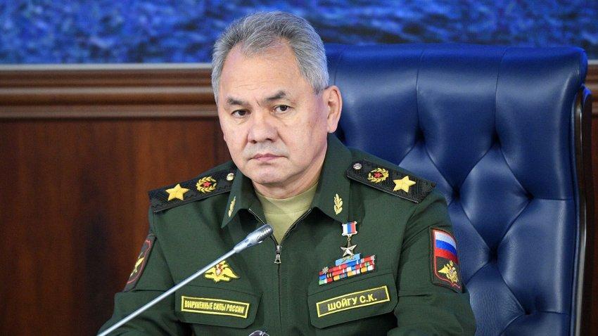 Шойгу раскрыл детали Парада Победы в Москве в 2021 году