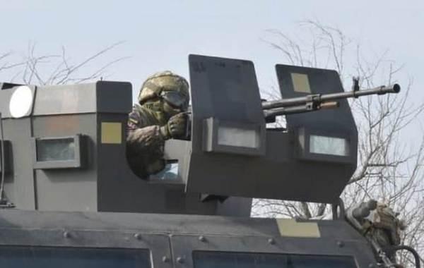 ВСУ обвинили в препятствовании работе беспилотников ОБСЕ в Донбассе