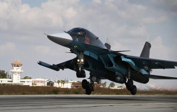 Российские ВКС в Сирии приведены в боевую готовность