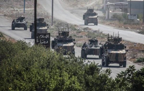Обстановка на линии соприкосновения в районе сирийского Идлиба остается напряженной