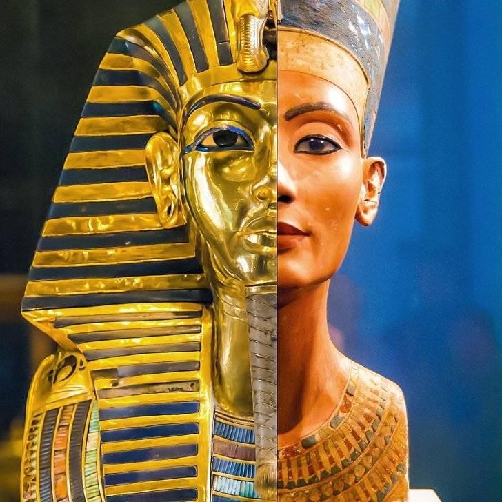 Нечеловеческая ДНК у египетских фараонов: были ли они инопланетянами