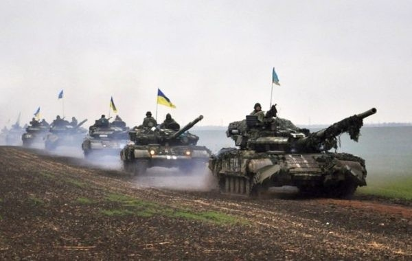Украинские силовики вновь обстреляли территорию ЛНР