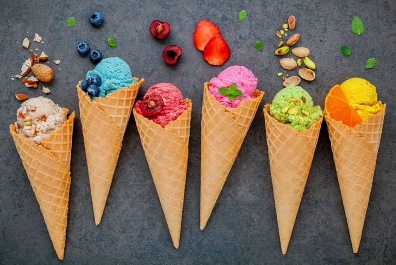Объем продаж российского мороженого за границу бьет рекорды