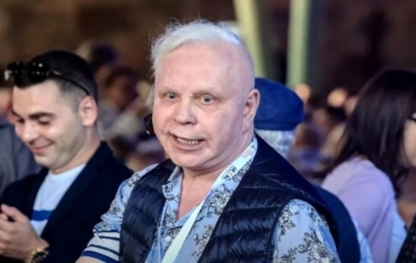 Борис Моисеев готовится к отъезду из России ради реабилитации