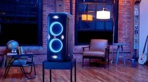 Беспроводная мощная портативная акустика залог драйвовой вечеринки