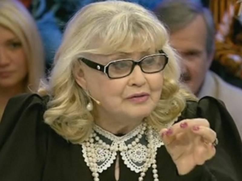 Ушла из жизни известная российская актриса Нина Шацкая
