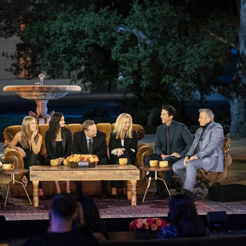 Премьеру нового эпизода «Друзей» можно будет посмотреть в Амедиатеке