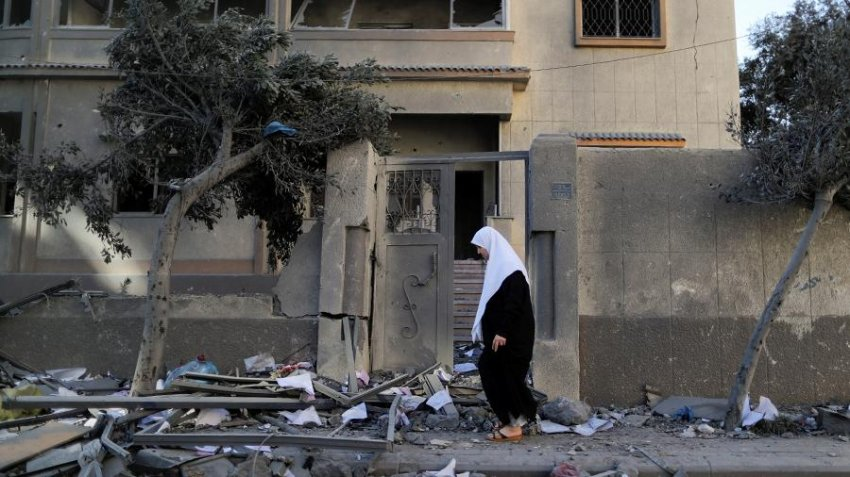 США решили уладить конфликт на Ближнем Востоке