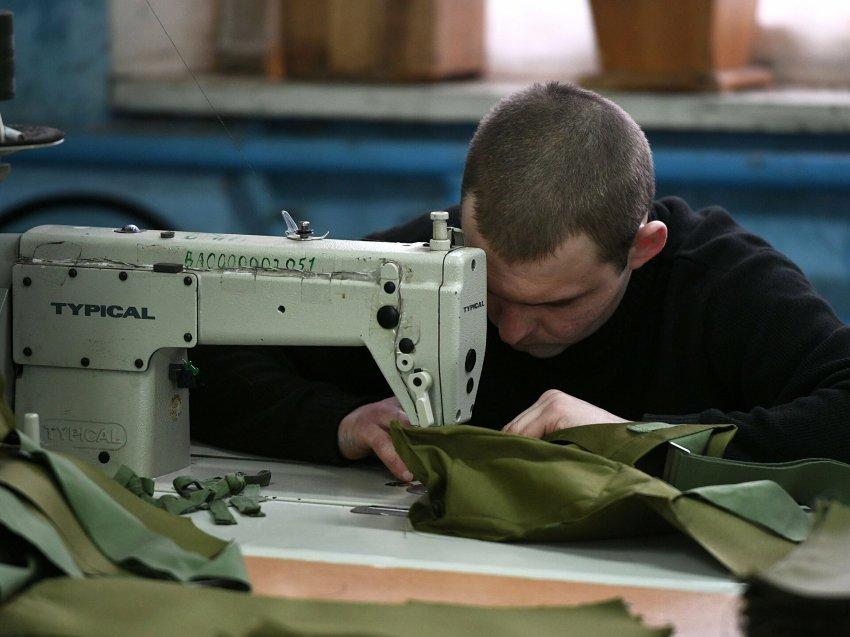 ФСИН рассказала о высоких зарплатах российских заключенных