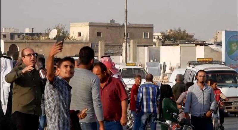 В Сирии пытались сбить российский самолет