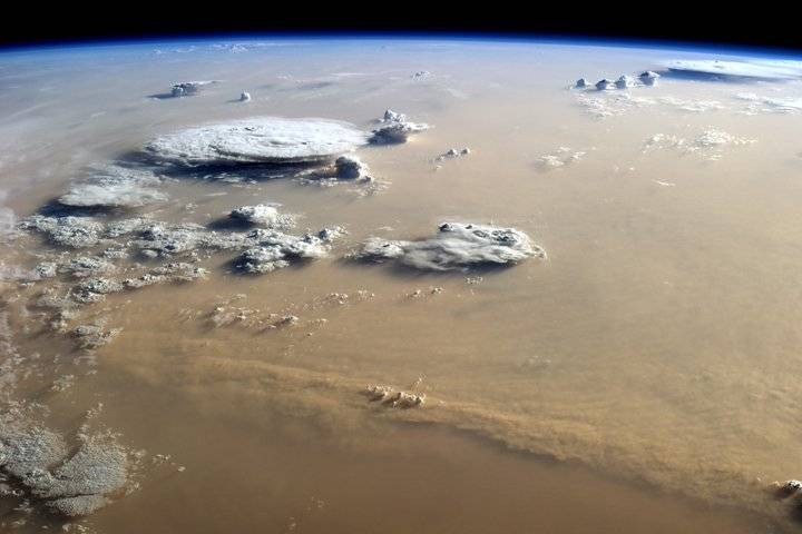 Красота Земли и космоса глазами астронавтов орбитальных станций