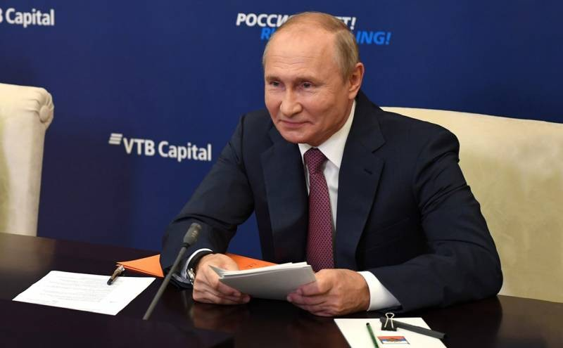 Президент России рассказал, почему считает, что США уверенно идут по пути СССР