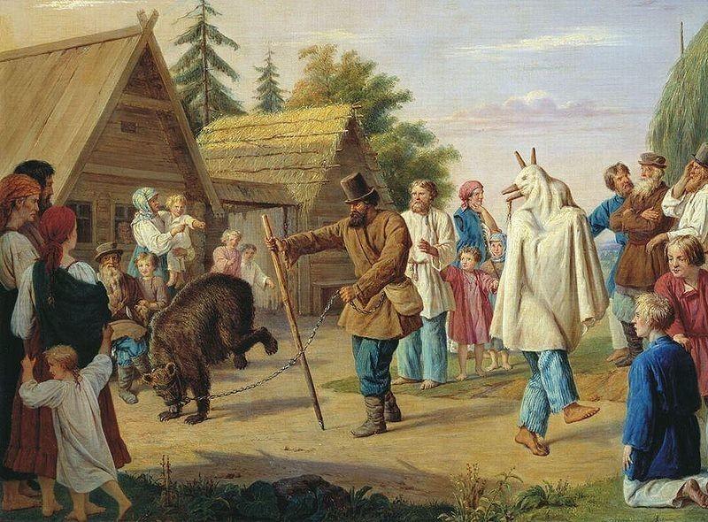 Профессии, которые считались проклятыми на Руси