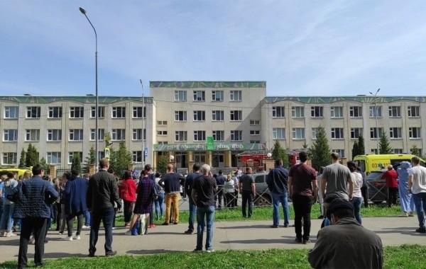 Более тысячи казанцев пришли сдать кровь в день трагедии в гимназии №175