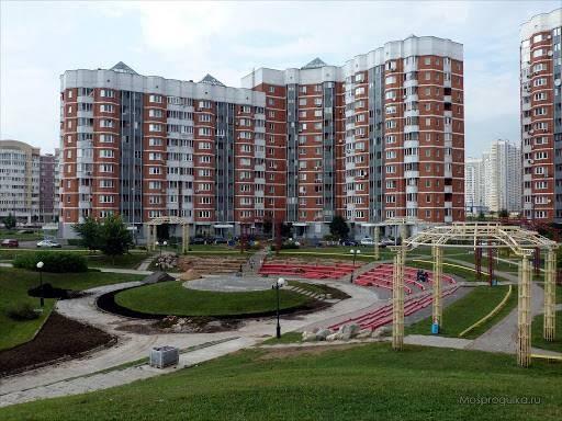 История московского района Куркино