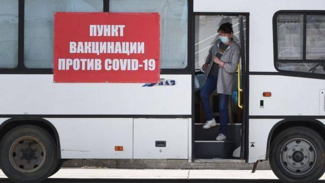 Дополнительная акция по стимулированию вакцинации стартовала 14 июня 2021 года в Москве