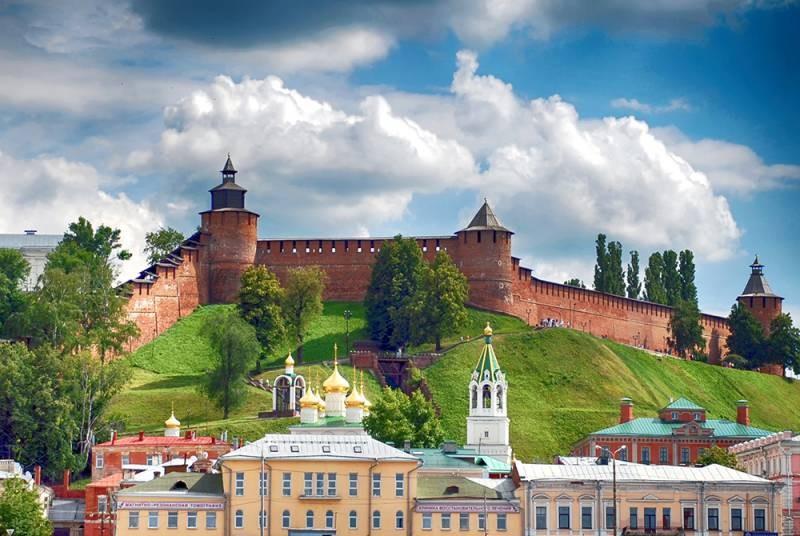 Очередной этап фестиваля «Столица заката» начался 19 июня 2021 года в Нижнем Новгороде