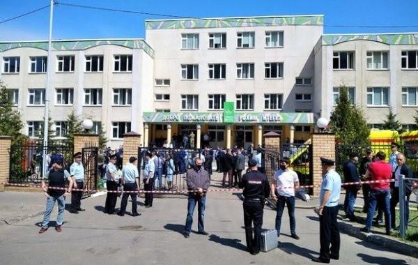 В Казани выписали всех пострадавших при стрельбе в гимназии детей