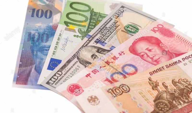 Россия планирует отказаться от доллара в ближайшее время