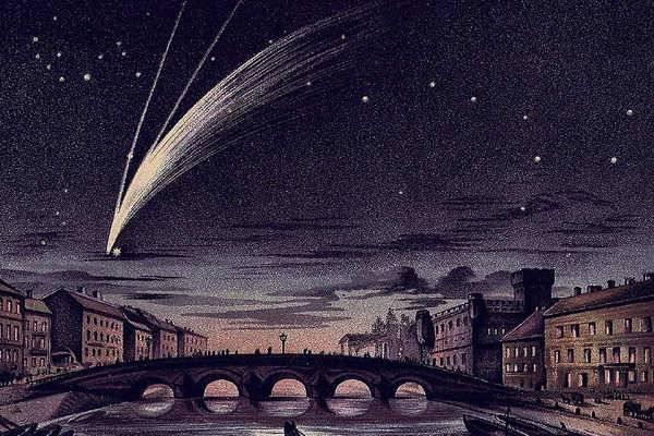 Самая большая комета за всю историю наблюдений приближается к Солнцу
