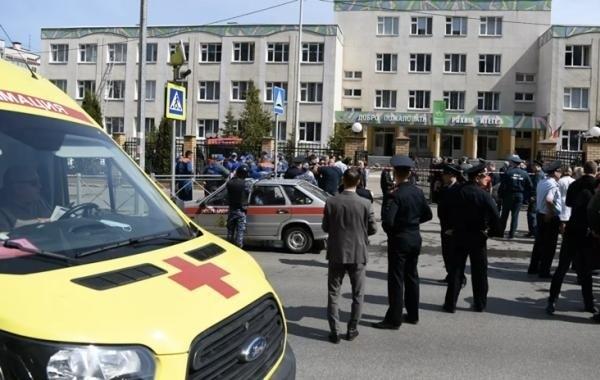 После стрельбы в казанской школе в РФ повысили возраст покупки оружия