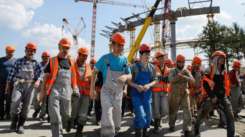 Срок временного пребывания мигрантов в России истекает 15 июня 2021 года