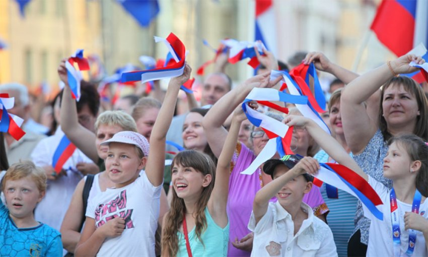 День России в Москве: какие интересные мероприятия пройдут в парках столицы 12 июня 2021 года