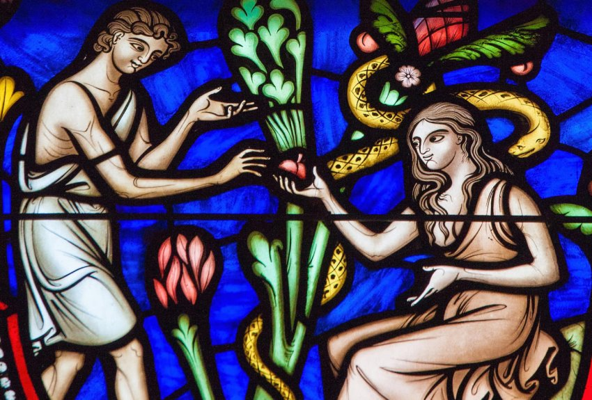 На ком женились дети Адама и Евы?