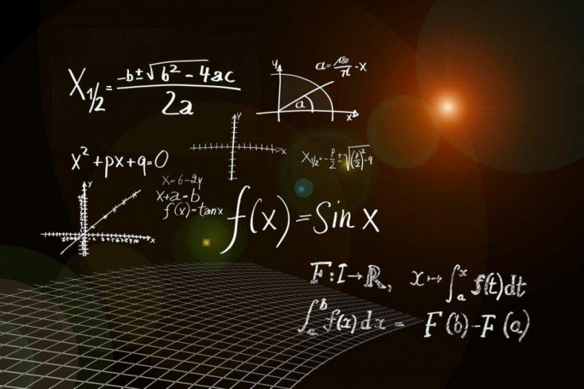 Откуда появилась математика