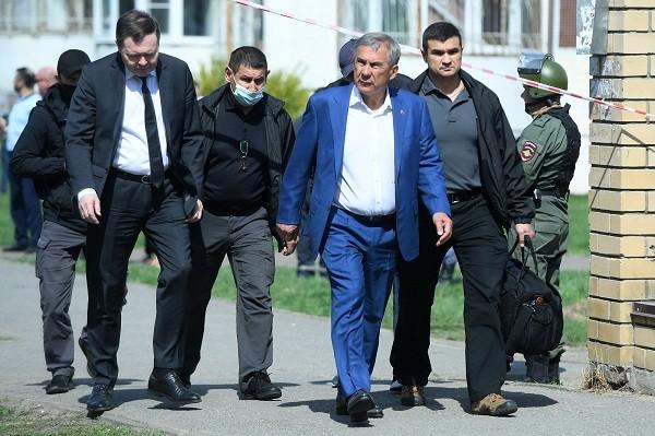 Теракт в Казани 11 мая 2021 года не обошелся без жертв