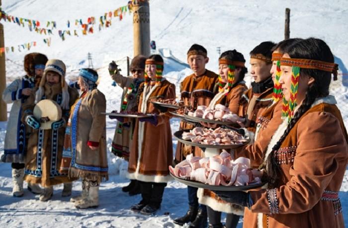 Странная и необычная кухня малых народов русского севера