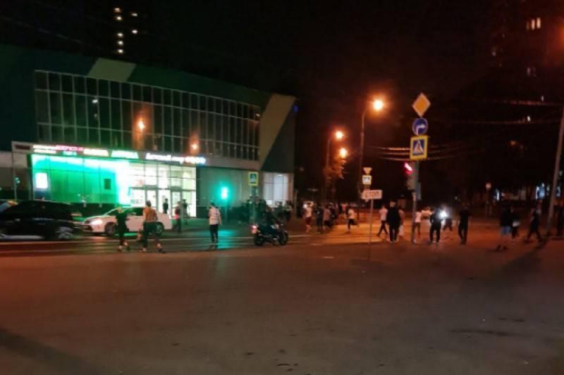 Иностранцы, участвовавшие в драке у метро Кузьминки, уедут из России