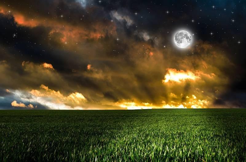 Влияние фаз Луна на удачу и счастье человека в июле 2021 года