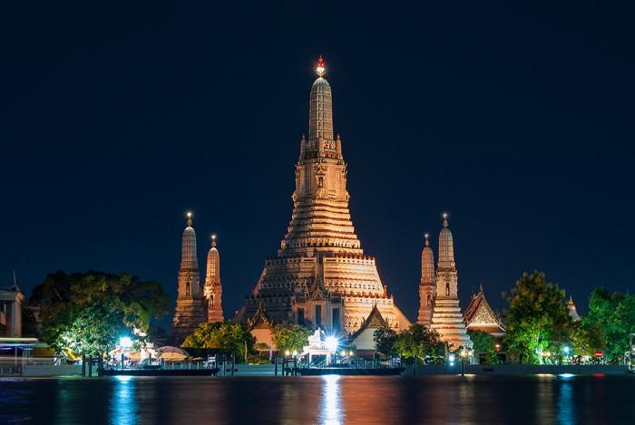 Уникальная архитектура храмов Тайланда