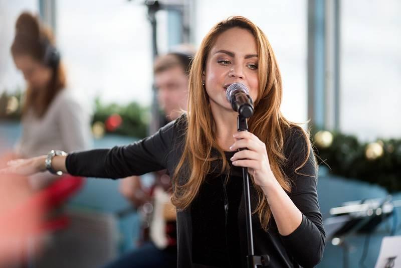 Певица МакSим вышла из комы