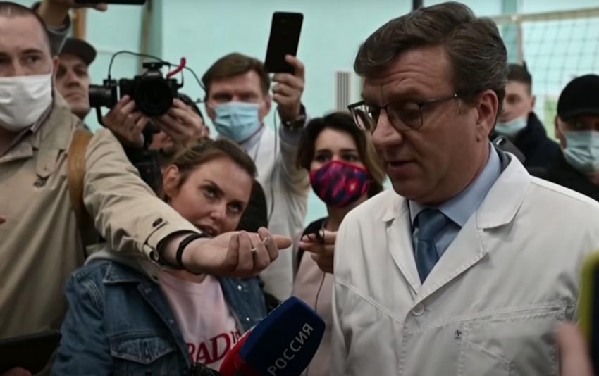 Министра здравоохранения Омска Александна Мураховского нашли на третий день