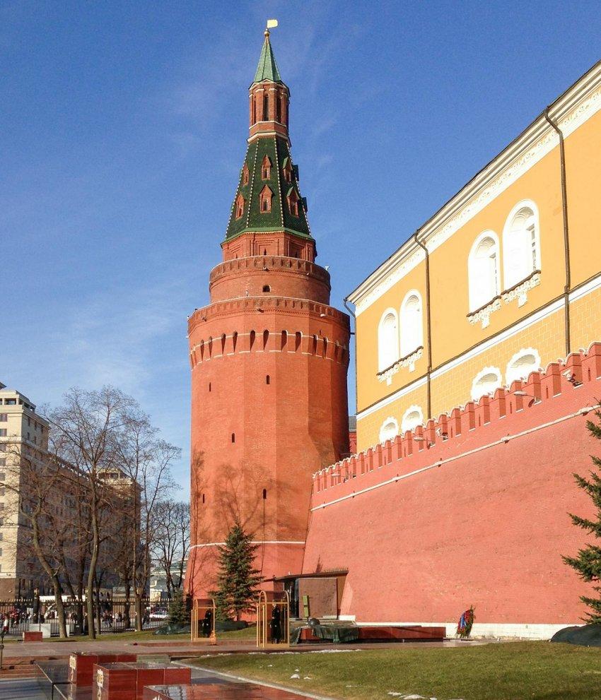 ТОП-5 Секретов Кремля