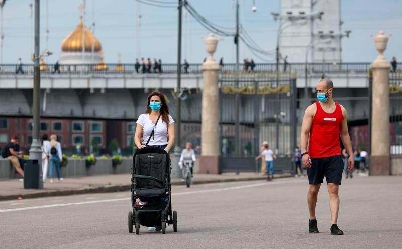 В Москве решили отменить перчаточный режим