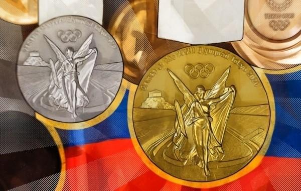 Стал известен обновленный медальный зачет Олимпиады в Токио